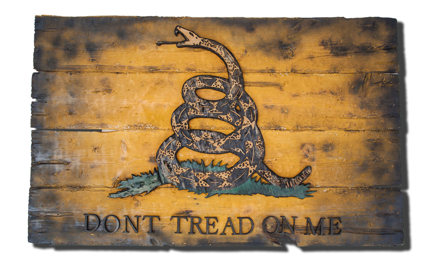 http://chrisknightcreations.com/wp-content/uploads/2017/09/gadsden-flag-dont-tread-on-me-limited-edition-weathered-wood-one-of-a-kind-vintage-art-distressed-weathered-recycled-snake-yellow-59b727051.jpg