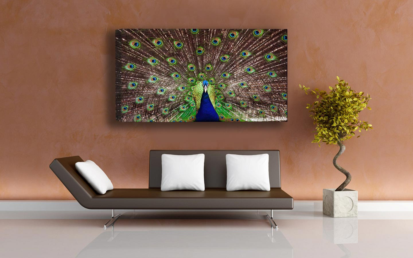 A stunning photo museum quality canvas gallery wrap for Fine home decorations