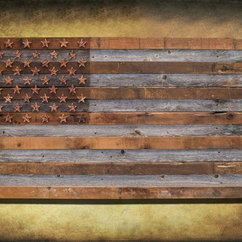 Barnwood American Flag, 100 year old Wood, One of a kind, 3D, Wooden, vintage, art, distressed,  patriotic, wall art, USA, home decor
