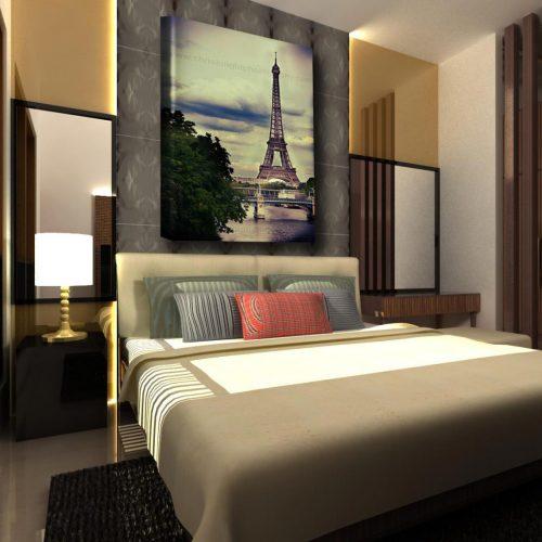 Canvas Gallery wrap, water color, vintage, Paris decor, Paris France, eiffel Tower, Europe, sepia, Travel photograph, antique, green, brown