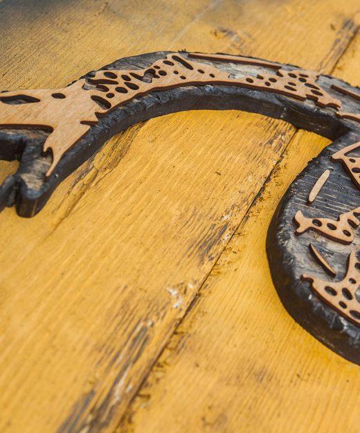 Chris Knight Creations | Custom Woodwork & Art